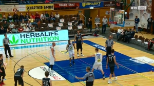 Basketball: Swans Gmunden - Traiskirchen Lions