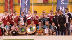 Faustball: Final 3 in Leonding
