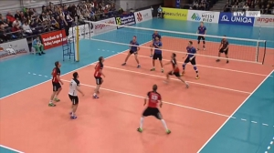 Volleyball: Unteres Play-Off: UVC Weberzeile Ried – SG MusGym Salzburg