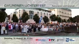 BREAKING NEWS LICHTERFEST VERSCHOBEN