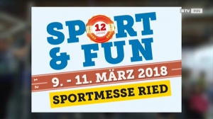 Sport & Fun Messe steht in den Startlöchern