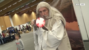 Austria Comic Con mit Game of Thrones Star