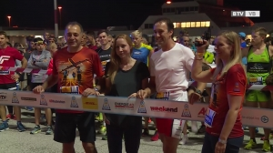 2. DHL Airport Night Run